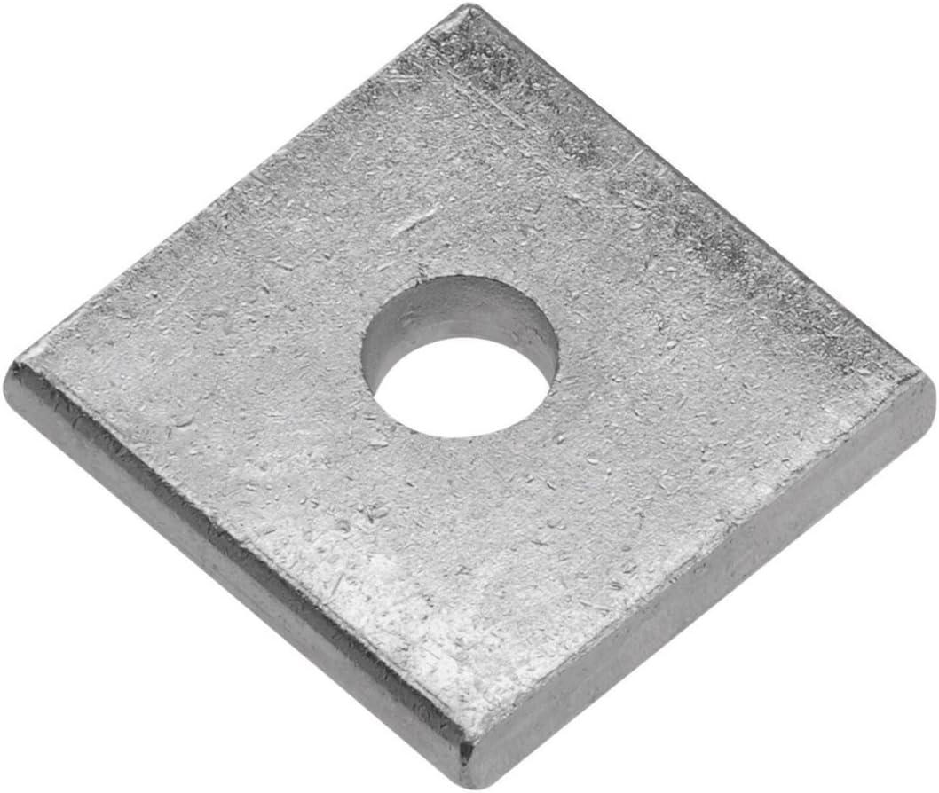 Unistrut Strut Square Washer 3//8  Hole Dia