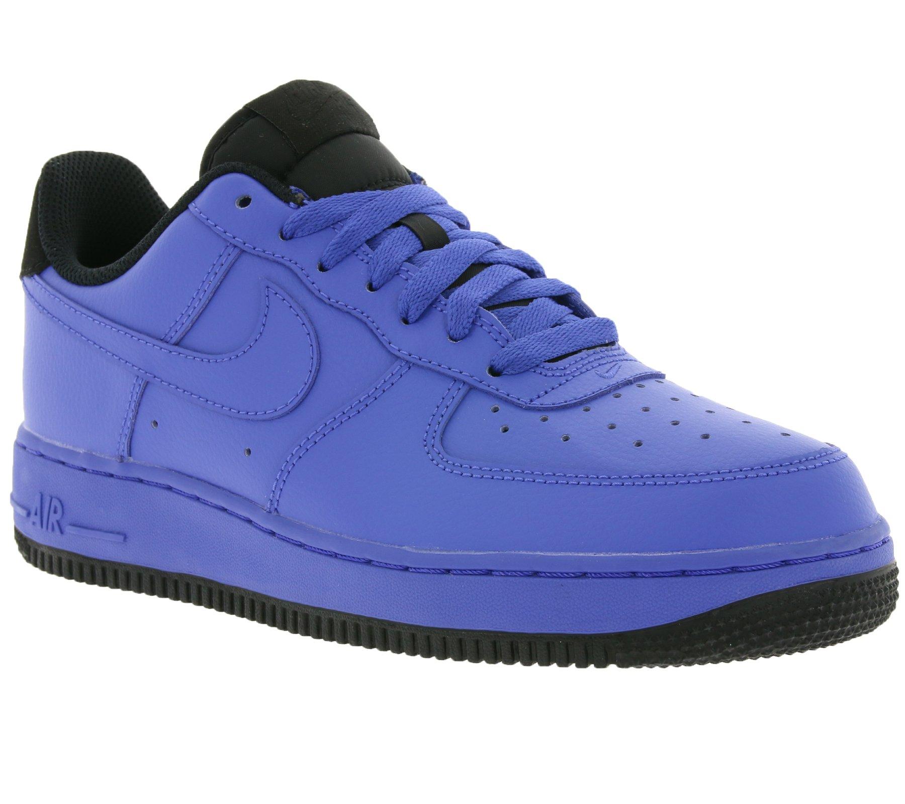 Galleon Nike Air Force 1 '07 Men's Shoes Comet BlueComet