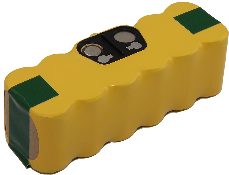 Mitsuru® 3300 mAh Ni-MH 14,4 V Batería para iRobot Roomba series ...