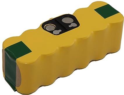 GD-Roomba-500 Mitsuru batería para iRobot Roomba 520 530 531 550 555 560