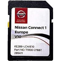 2020/2021 V10 Nissan Connect 1 SD KAART Navigatie Update SD CARD EUROPA TURKIJE KE288-LCN1E10