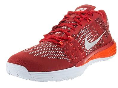 huge discount f64d9 99217 NIKE MENS LUNAR CALDRA SNEAKER Red - Footwear Sneakers 8