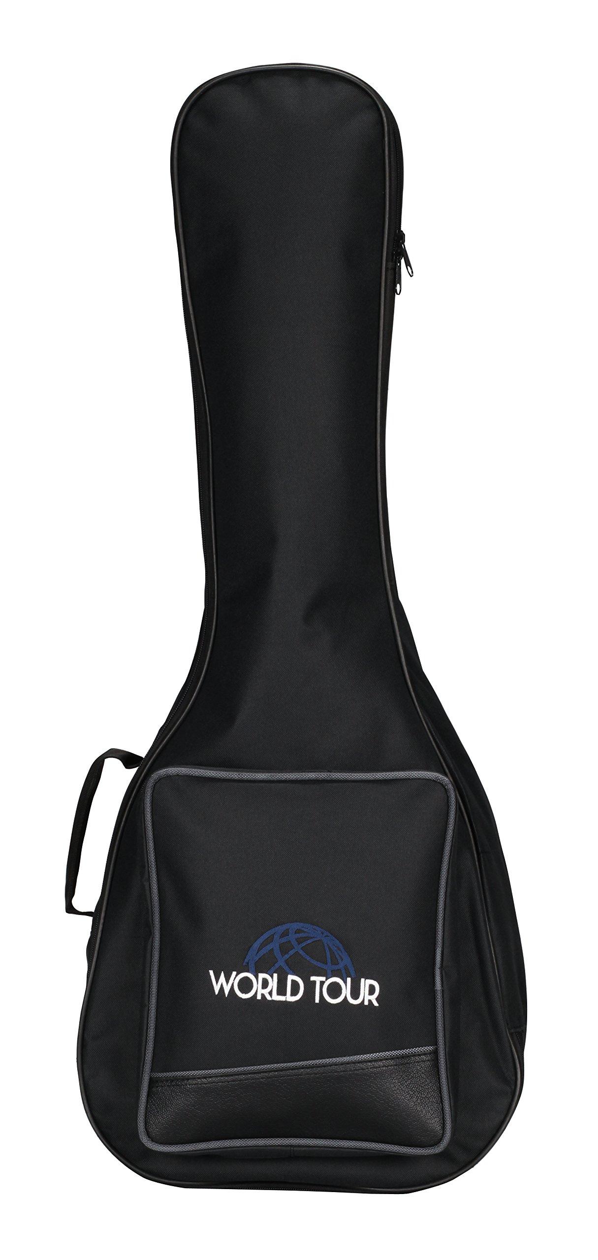 World Tour GBA500N 1/2-Size Acoustic Guitar Gig Bag