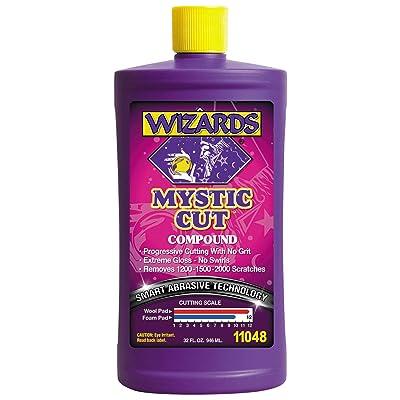 WIZARDS - Mystic Cut: Smart Abrasive Technology Compound (32 oz.): Automotive