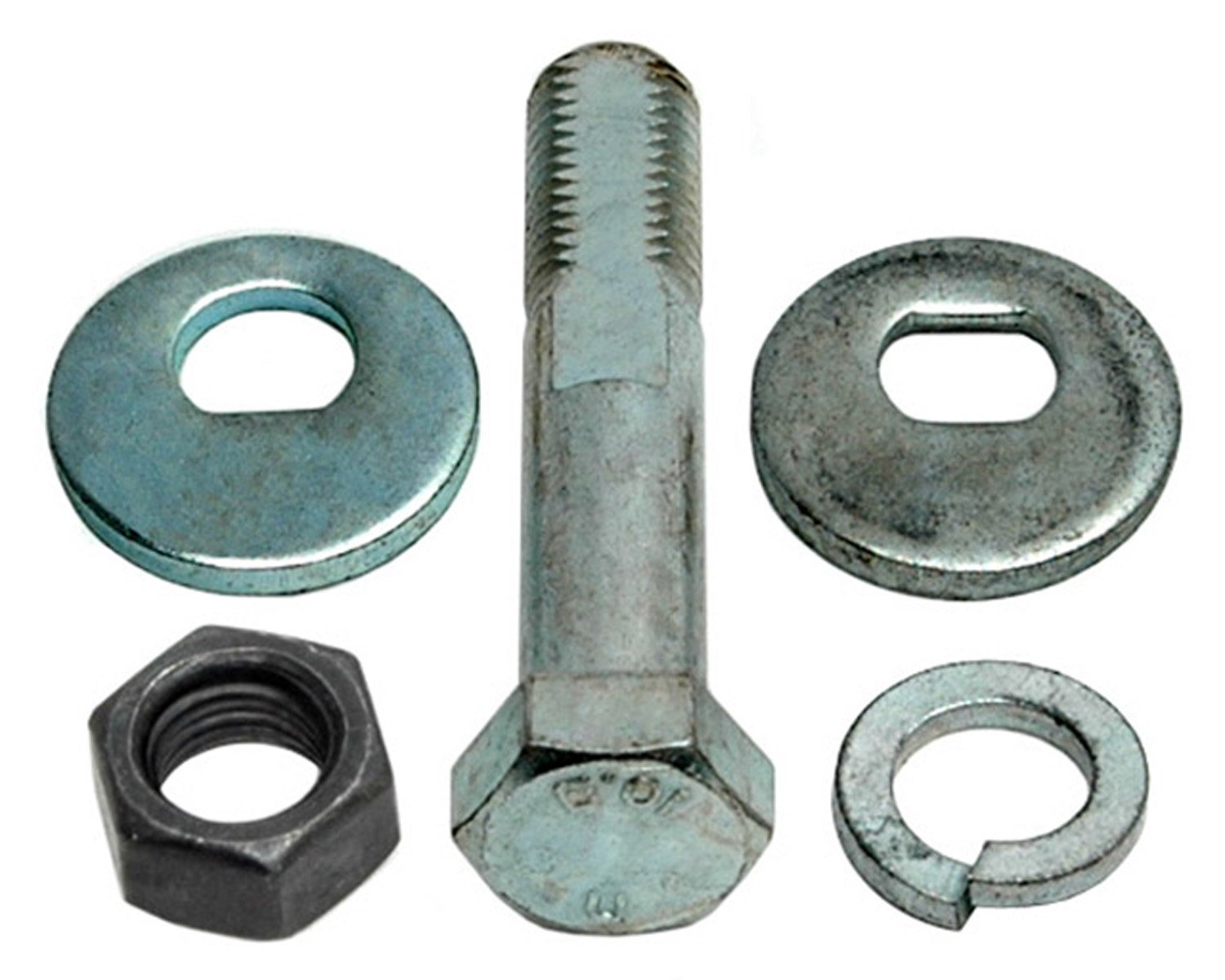 ACDelco 45K18014 Professional Camber Adjuster Bolt Kit with Hardware
