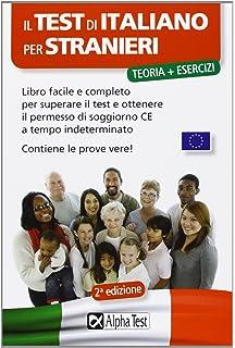 Amazon.it: Permesso di soggiorno. Prove d\'esame di lingua italiana ...
