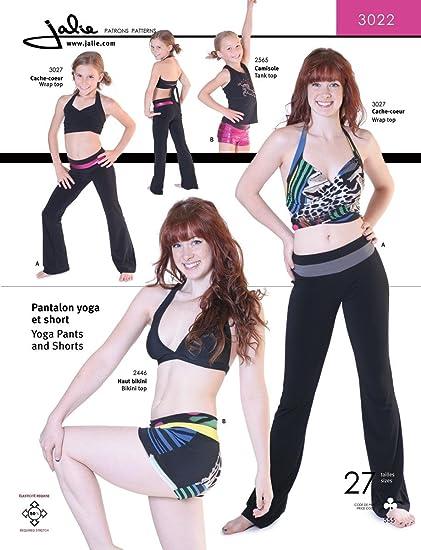 Amazon.com: Jalie pantalones de yoga y pantalones cortos ...