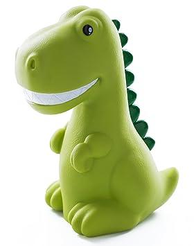 Pour Lumière T De EnfantsÉclairage Dinosaure Rex Nuit Minuteur Chambre Avec VertLedLampe kPXiTuOZ