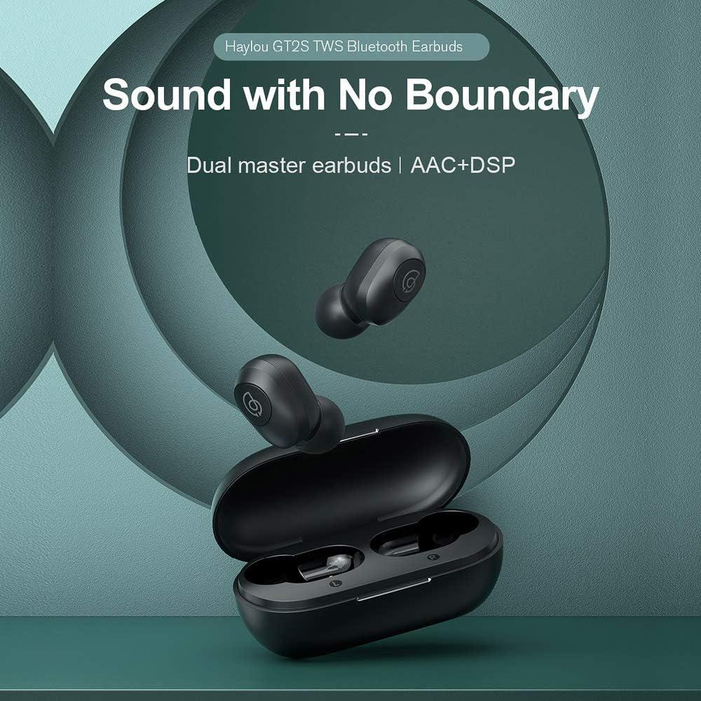 Docooler Haylou Tws Earphone Wireless Bt 5 0 Aac Elektronik