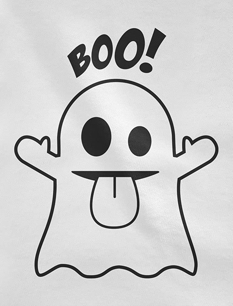 Baby Boo Ghost Costume Cute Easy Halloween Toddler//Infant Kids T-Shirt