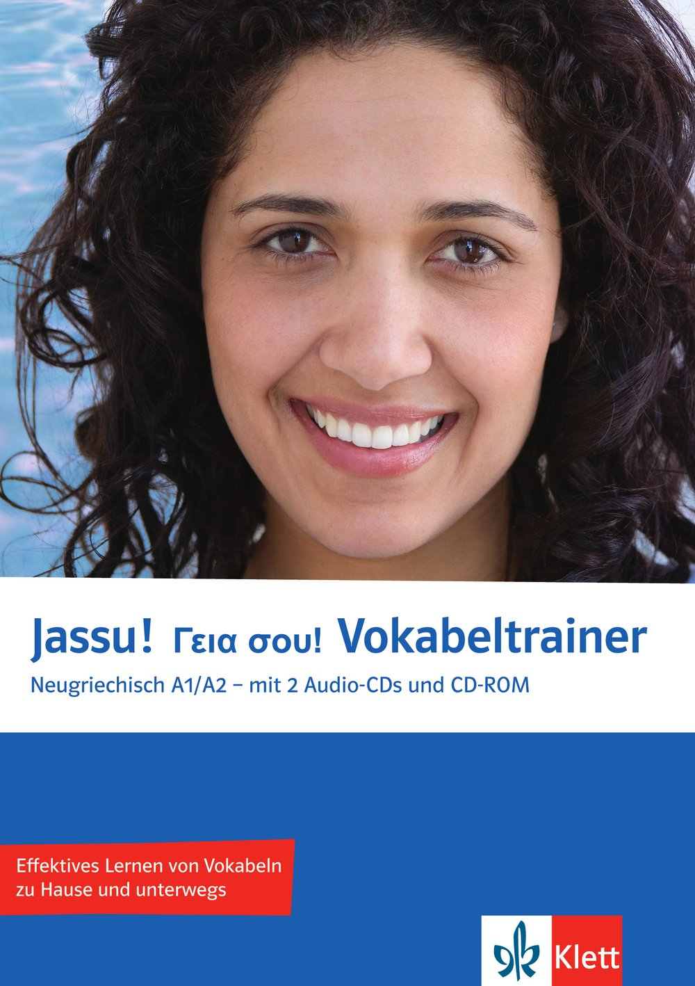 Jassu! A1/A2 Vokabeltrainer: Neugriechisch für Anfänger. Vokabelheft + 2 Audio-CDs + CD-ROM (PC/Mac) (Jassu!/Neugriechisch für Anfänger)