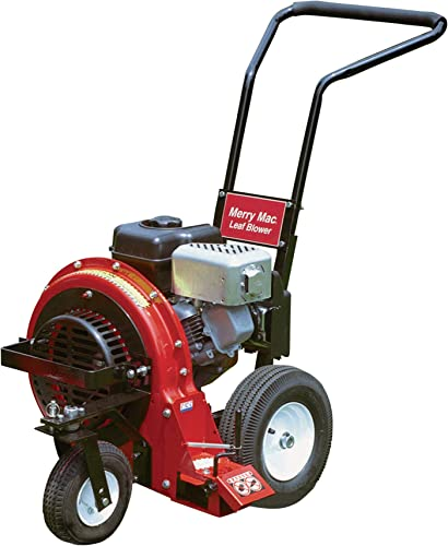 Merry Mac Walk-Behind Leaf and Debris Blower – 305cc, 200 MPH, 2,000 CFM, Model Number LB1450ICEZM