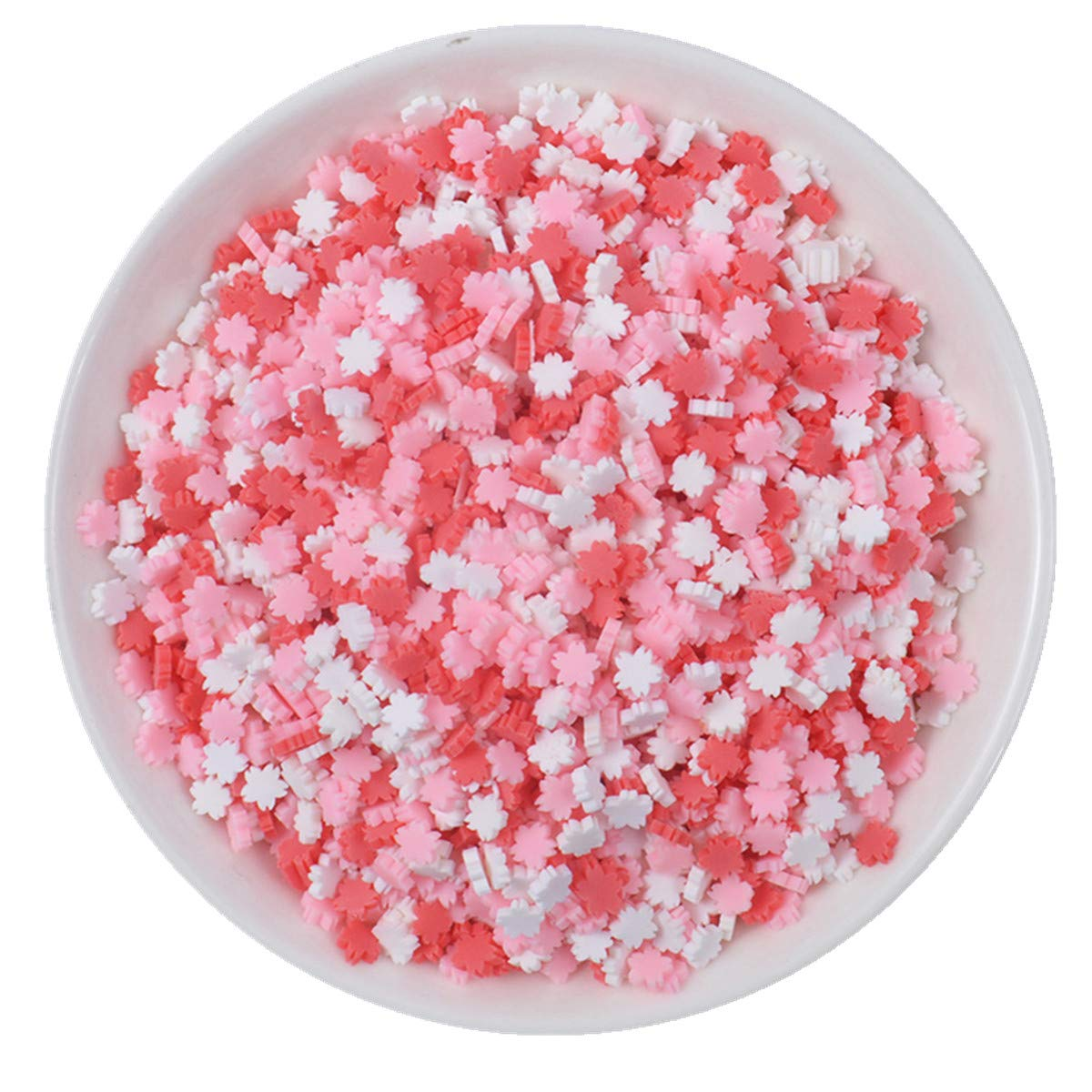 100g Resin Flatbacks Slime Accessories Clay Sprinkles Decoration for Slime  Charms Filler DIY Slime Supplies Fake Candy Chocolate Cake Dessert Mud