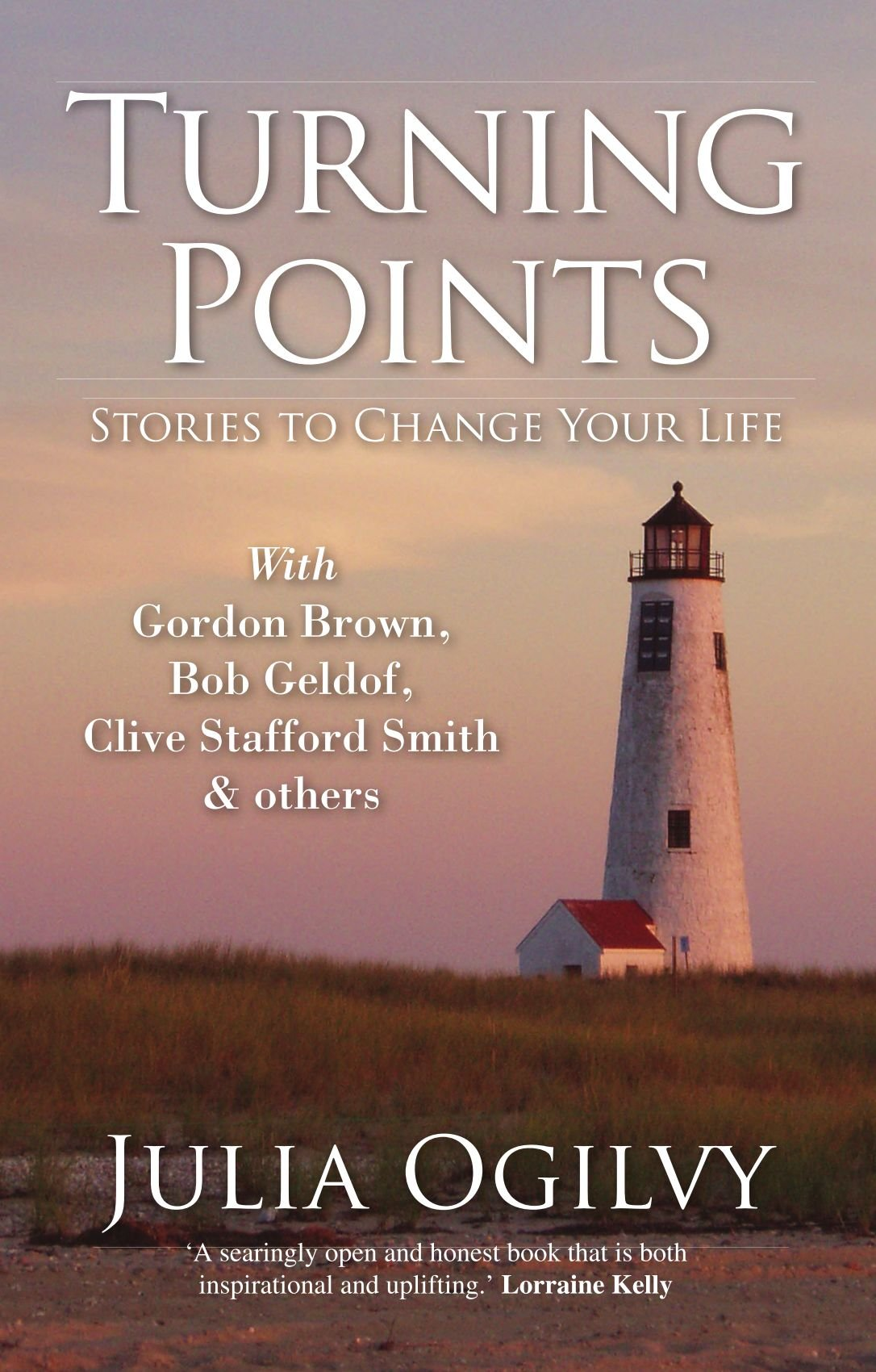 turning points in your life