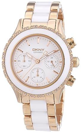 95edb4a962 reloj dkny dama blanco