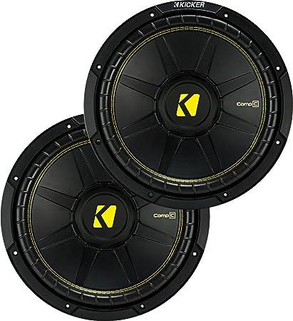 Amazon.com: (2) KICKER 44CWCD124 CompC 12\