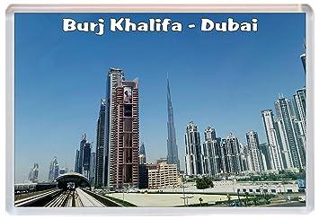 Burj Khalifa - Dubai - UAE/United Arab Emirates - Jumbo
