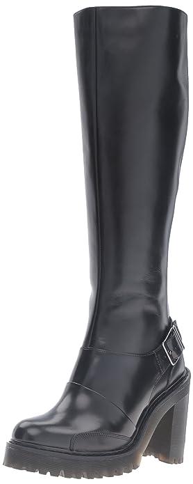 Amazon.com   Dr. Martens Women\'s Lyanna Chukka Boot   Mid-Calf