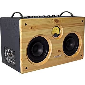 Ashdown b-social Wood amplificador