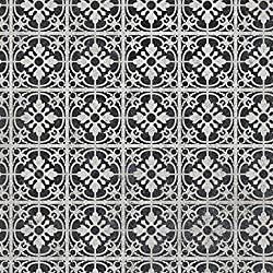 J Boutique Stencils Wall Moroccan Reusable Tile Stencil T0061 for DIY Wall Decor Furniture Floor Craft