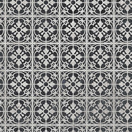 J Boutique Stencils Wall Moroccan Reusable Tile Stencil T0061 for DIY Wall Decor Furniture Floor Craft