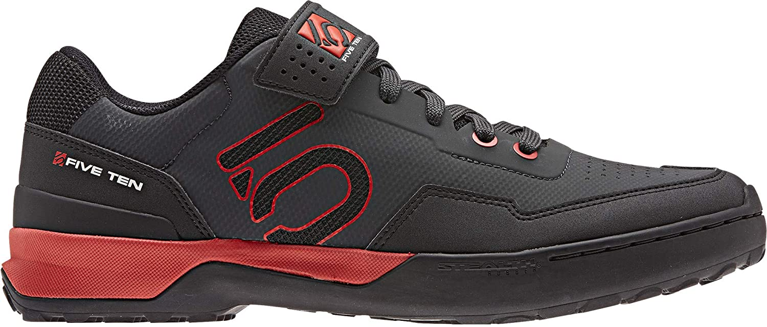 Five Ten 5.10 Kestrel Kestrel Kestrel Lace schuhe Men Carbon core schwarz rot 2019 Schuhe B07PFZ2XXR 028163
