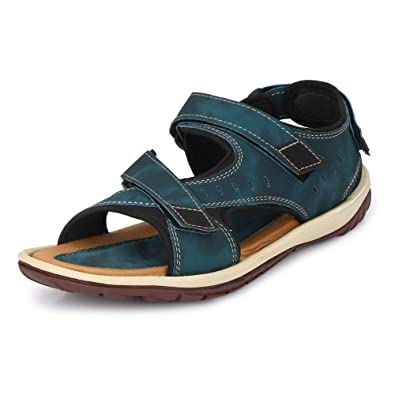 good service lace up in first look Centrino Men's Sandals