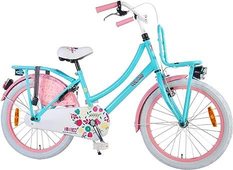 Ibiza Bicicleta Niña 20 Pulgadas Freno Delantero al Manillar y ...