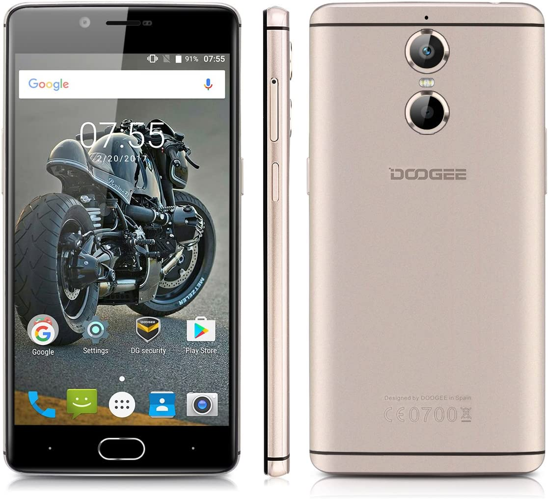 SHOOT Doogee 1-4G Smartphone Libre Android 6.0 (Pantalla FHD 5.5