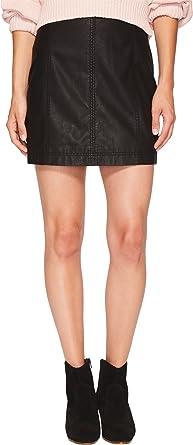 fb271be7af Free People Womens Modern Femme Vegan Mini Skirt at Amazon Women's ...