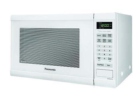 Amazon.com: Horno de microondas Compact Countertop Panasonic ...