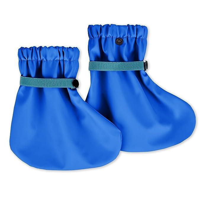 innovative design 94363 adbcf lovely lemon Wasserdichte Regenfüßlinge | Öko Tex Standard 100 | One Size  für Babys und Kleinkinder | Verschweißte Nähte | Waschbar Bei 40° C