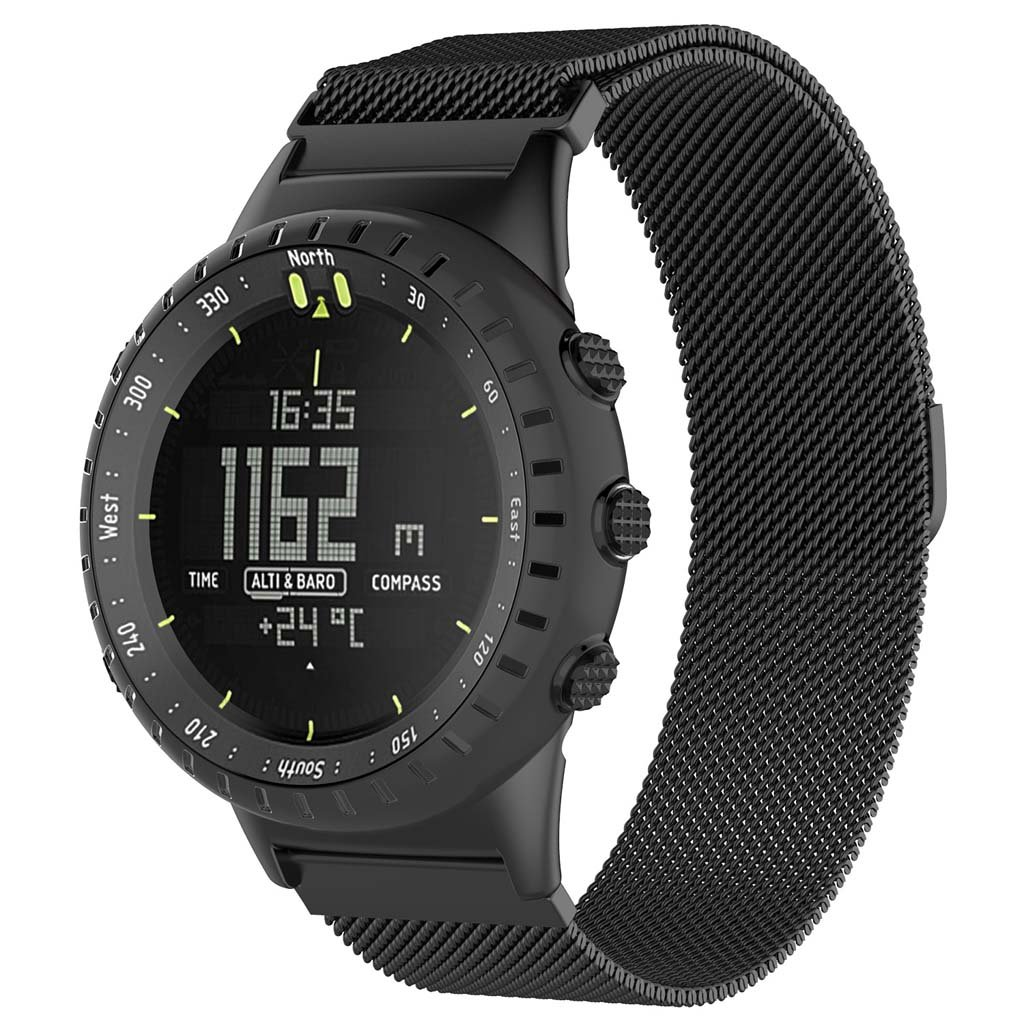 Ranuw Magnetic Wrist Watch Strap Band with Tool for SUUNTO