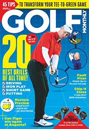 474a0a0c49bc45 Amazon.com: Golf Monthly UK: Kindle Store