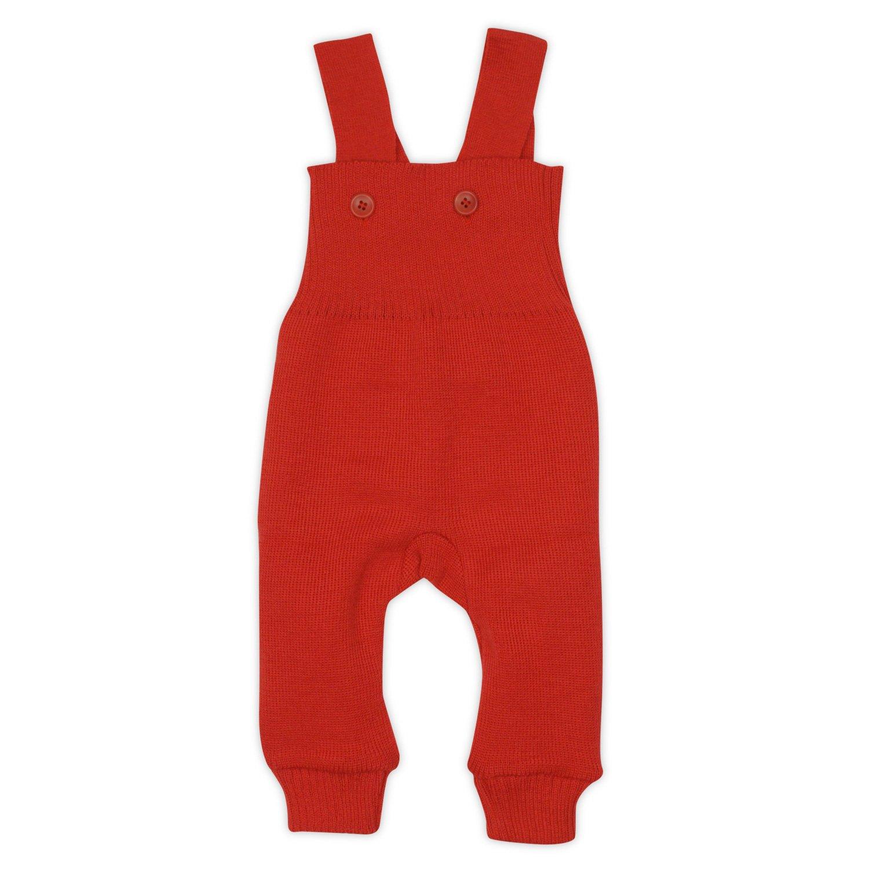 Disana - Knitted Baby Dungarees, 100% Organic Merino Wool 33