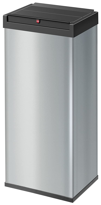 Hailo Big-Box Swing XL, Mülleimer, 52 Liter, selbstschließender Schwing-Deckel, Müllbeutel-Klemmrahmen, made in Germany, 0860-211 Mülleimer Müllbeutel-Klemmrahmen 9204015387