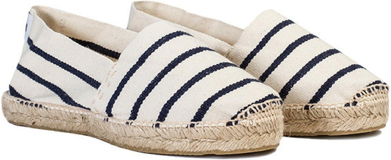 Alpargatas Ausardia Mujer Hombre Made IN Spain: Amazon.es: Zapatos ...