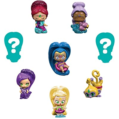 Fisher-Price Nickelodeon Shimmer & Shine, Teenie Genies, Genie (8 Pack), #12: Toys & Games