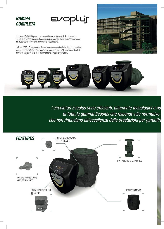 Dab Evoplus 60150939 Circulador peque/ño 60//180 m 1 1//2 C/ód