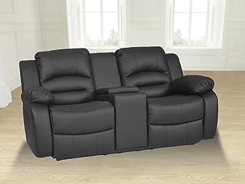 Amazon De Lovesofas Wiltshire Relaxsessel Sofa Zweisitzer Aus