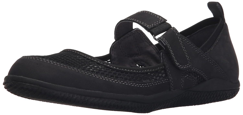 SoftWalk Women's Hadley Mary Jane Flat B011EXKE8E 7.5 N US|Black