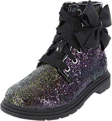 Nickelodeon Girls Toddler JoJo Moto Boot 079939-Parent