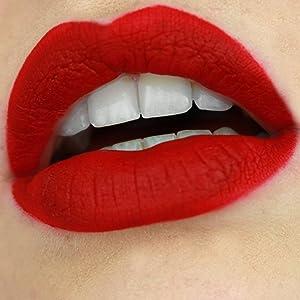 Liquid Matte Lipstick Long Lasting Waterproof - Glory