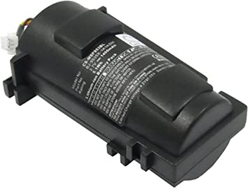 Replacement Battery For METROLOGIC 00-06260A