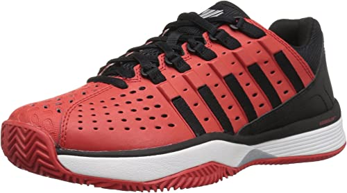 K Swiss Hypercourt 2.0 HB Pro Men/'s Court Tennis Shoes Trainers Red