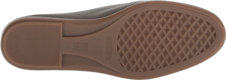 Aerosoles Women's Ms Softee Ballet Flat B076BRV4D1 8 C US|Mid Green Leather