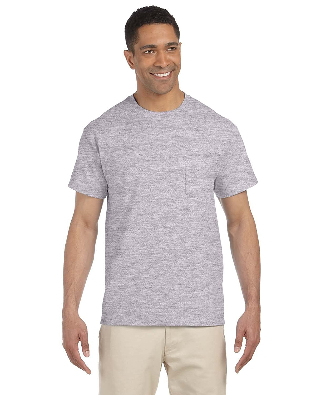 Gildan Ultra Cotton 6 oz. Pocket T-Shirt