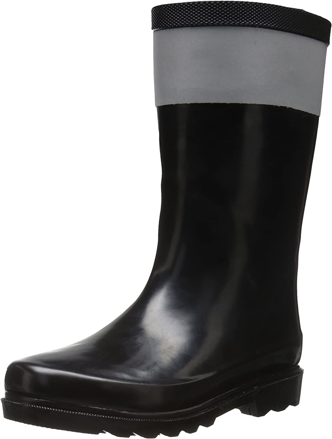[Western Chief] ユニセックス・キッズ Kids Solid Youth Reflective Rain Boot