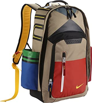 9a060c8832eb ... sale nike mens all star kyrie backpack ba5286 235 khaki team orange  varsity d9ecc c0952