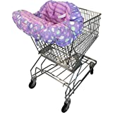 Floppy Seat® Shopping Cart and High Chair Cover, EZ Carry Bag™ Style -Grape Sorbet